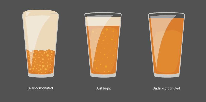 Small Batch Brew Carbonation Co2 Beer Types
